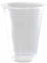 Capri Cup Plastic 285ml 10oz 50 Sleeve