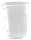 Capri Cup Plastic 425ml 15oz 50 Sleeve