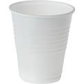 Capri Cup Plastic White 200ml 7oz 50 Sleeve