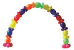 Balloon Arrangement Link Arch 109