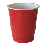 Five Star Cup 355ml Apple Red 20 Pack