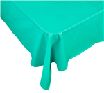 Five Star Table Cover Rectangular Classic Turquoise